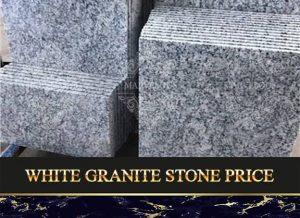White Granite Stone Price