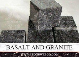 Basalt And Granite