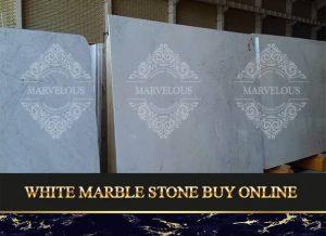 White Marble Stone Buy Online