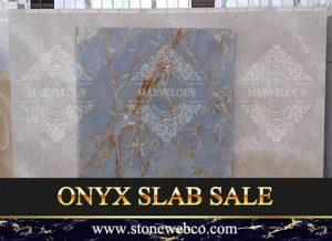 Onyx Slab Sale