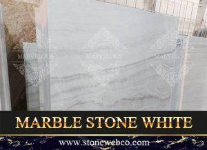 Marble Stone White
