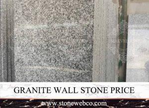 Granite Wall Stone Price